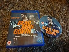 Dead Man Down (Blu-ray, 2013) Colin Farrell