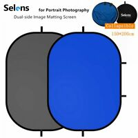 Photography Backdrop Cloth Image Matting Screen Background for Portrait Shoot 2M