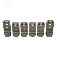 """Cage Bungs Connectors 1.75 1 3/4"""" Tubing for Polaris RZR XP1000 Set of 6"""