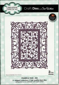 Creative Expressions - Dies (3) - Frames & Tags - CED4350