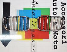 GRIGLIA ANTERIORE BMW X3 F25 2010+ CALANDRA CROMATA - LOOK SPORTIVO