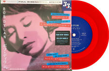 "BOB DYLAN 7"" Melancholy Mood 4 Trk. EP. Record Store Day SEALED RSD RED Vinyl"
