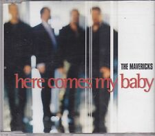 The Mavericks- here comes my Baby Promo cd singel