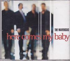 The Mavericks- here comes my Baby Promo cd singel