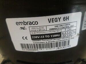 VEGY 6H GE Refrigerator compressor WR87X10199