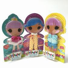 3X Cute New Lalaloopsy Littles  Winter Coat/Pajamas/Play Clothes Free Shipping