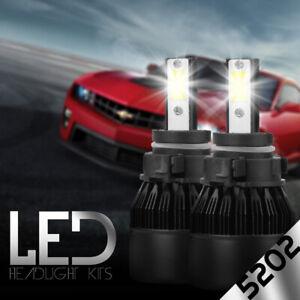 XENTEC LED HID 6K Foglight Conversion kit 5202 12086 H16 Dodge Dakota 2010-2010