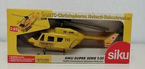 Siku 2228 ÖAMTC  Hubschrauber Werbemodell
