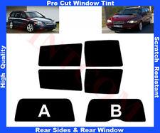 Pre-Cut Window Tint Volvo rear kit 20%