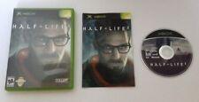 """Half-Life 2"" (Microsoft Original Xbox Valve Video Game) VG Complete TESTED"