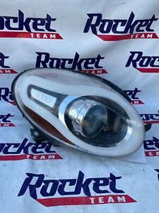 2014 - 2020 FIAT 500L OEM GENUINE RIGHT PASSENGER SIDE HEAD LIGHT #V1