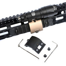Tactical Flashlight Mount For M300 M600C Scout Light For Picatinny Rail