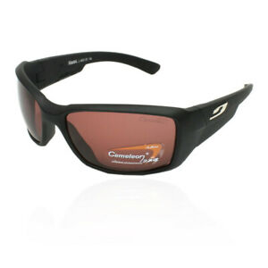 Julbo Unisex Whoops Chameleon Polarized 2-4 Sunglasses Black Sports Running