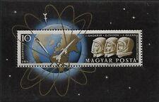 Ungheria - 1962 - viaggio nello spazio - BF - Unificato n.33A - MNH