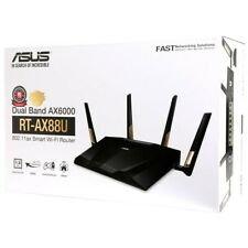 ASUS RT-AX88U Wireless Router Dual Band AX6000 Smart Wifi Router