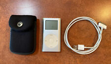 Apple iPod Mini A1051 - Silver - 6GB - Great Condition, Works