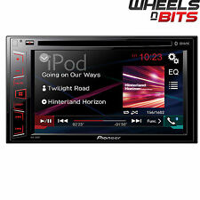"PIONEER AVH-280BT 6.2"" Touchscreen 2-DIN Car CD DVD USB Bluetooth Car Stereo"