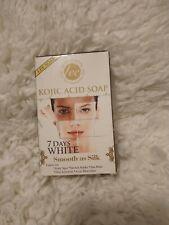 Lee Soap Kojic Acid  7 Days White Smooth As Silk Dark Spot,stretch Marks 160g