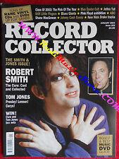 Rivista RECORD COLLECTOR 293/2004 Robert Smith Tom Jones Ian Anderson No cd