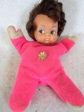 Vintage 1960's Uneeda Tiny Trix  bean bag baby doll