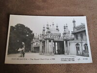 Colletorcard Postcard - The Royal pavilion Old Brighton - Sussex