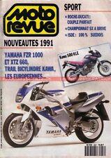 MOTO REVUE 2957 SUZUKI RM 250 Superbike CORSICA Philippe Berlatier Cologne 1990