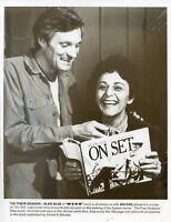 MASH ALAN ALDA ARLENE ALDA ORIGINAL 1982 CBS TV PHOTO
