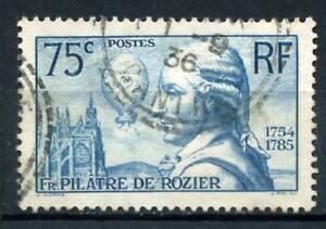 TIMBRE N° 313 OBLITERE EN SEPT 1936
