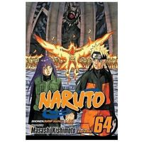 Naruto, Vol. 64 by Masashi Kishimoto (2014, Paperback)