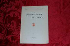 Libro Illustrato 1957 Miscellanea Storica della Valdelsa - Periodico Toscana