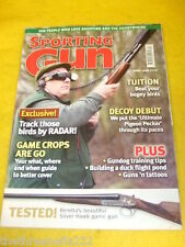 SPORTING GUN - TRACK BIRDS BY RADAR - APRIL 2006
