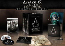 Assassin's Creed: Brotherhood -- Collector Edition + Harlequin (PS3) limited NEW
