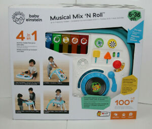 """Baby Einstein-4-In-1 Activity Walker for your baby. Condition is """"New"""""""