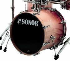 "Sonor Force 3007 22"" Diameter Bass Drum/Maple Shell/Autumn Fade Finish/NEW"