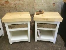 Handmade Traditional Side & End Tables