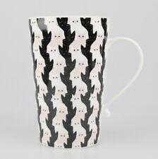JAMESON&TAILOR Riesen-Becher, Motiv kleine Katzen, 0,8 l, Porzellan, leicht!