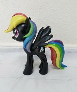 My Little Pony Funko Series 1 Mystery Minis Black Rainbow Dash
