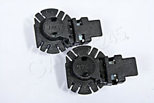 Genuine Tail Light Bulb Socket Holders 2 pcs Audi 100 200 A8 80 RS6 V8 S6 1985-