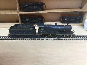Boxed Mainline 4-4-0 S & D Jct Railway In Black OO Gauge