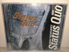 CD STATUS QUO - UNDER THE INFLUENCE - SEALED - SIGILLATO