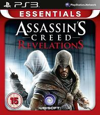 Assassin's Creed Revelations Essentials | PlayStation 3 PS3 New