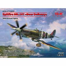 ICM 48060 Supermarine Spitfire Mk.IXC 'Beer Delivery' 1:48 Model Aircraft Kit