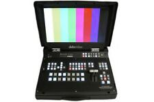 "Datavideo HS-1200 HD All-In-One 6-Input Mobile Switcher, Graphics, 17"" Monitor"