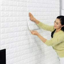Foam Brick Self-adhesive Wall Sticker 30*60cm Panels Decals For Home Decoration