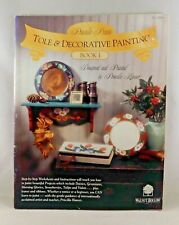 Tole & Decorative Painting Book 1 by Priscilla Hauser 1993 No. 1701