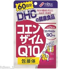DHC Supplement Coenzyme Q10 120 tablets for 60 days free shipping