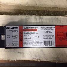 SYLVANIA QTP2X32T8/277DIM10-B BALLAST 2 LAMP 277V DIMMING T8