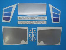 Zündapp Aufkleber Dekoresatz Aufklebersatz Dekor SX 80 Typ 540-20.000