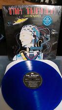 NIK TURNER Life in Space Blue Vinyl  ex-Hawkwind Simon House Master of Universe