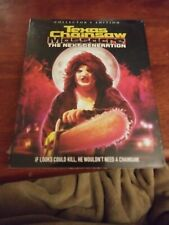 The Texas Chainsaw Massacre: The Next Generation (Blu-ray Disc, 2018)Sealed!